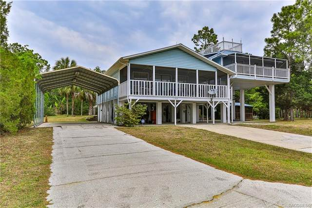 11839 W Waterwood Drive #10, Crystal River, FL 34429 (MLS #791593) :: Plantation Realty Inc.