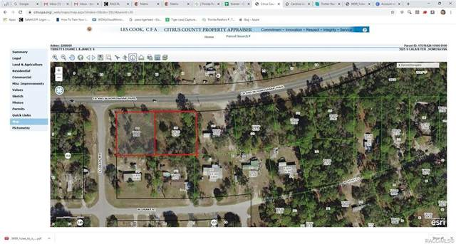 3025 S Calais Terr.  And 6210 W. Homosassa, Homosassa, FL 34448 (MLS #791601) :: Plantation Realty Inc.
