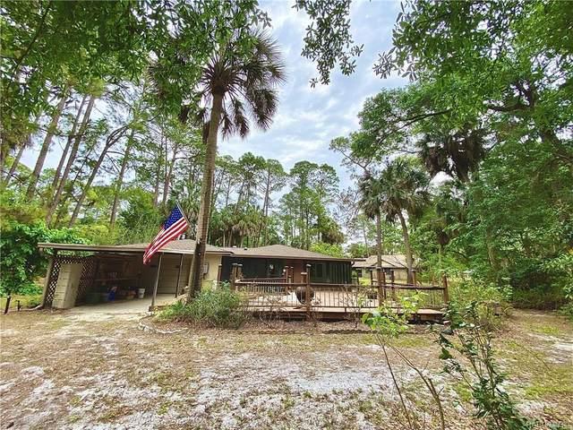 4719 Highway 40 W, Yankeetown, FL 34498 (MLS #791609) :: Pristine Properties