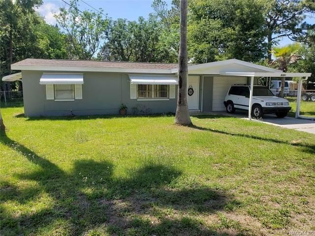 5390 S Manatee Terrace, Homosassa, FL 34446 (MLS #791640) :: Plantation Realty Inc.