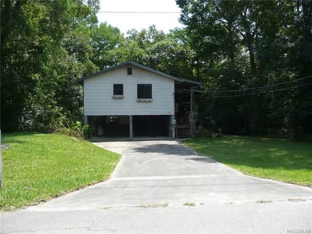99 N Robin Hood Road, Inverness, FL 34452 (MLS #791706) :: Plantation Realty Inc.
