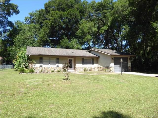 3650 S Diamond Avenue, Inverness, FL 34452 (MLS #791747) :: Plantation Realty Inc.