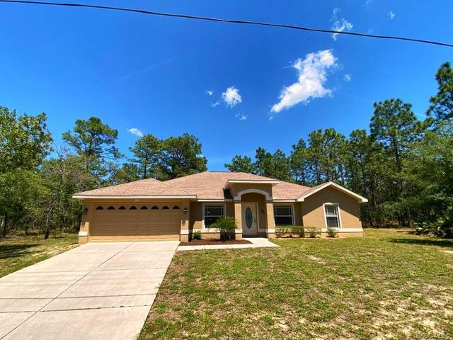 176 Linder Drive, Homosassa, FL 34446 (MLS #791864) :: Plantation Realty Inc.