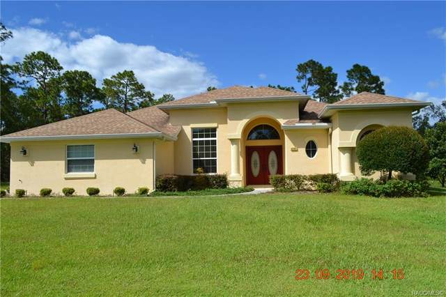 4081 W Roundup Court, Beverly Hills, FL 34465 (MLS #791916) :: Plantation Realty Inc.