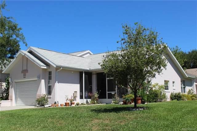3524 S Belgrave Drive, Inverness, FL 34452 (MLS #791948) :: Plantation Realty Inc.