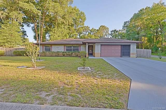 201 W Inverness Boulevard, Inverness, FL 34452 (MLS #791965) :: Plantation Realty Inc.