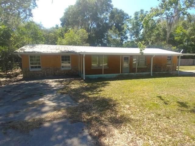1330 N Magnolia Hill Way, Inverness, FL 34453 (MLS #792021) :: Plantation Realty Inc.