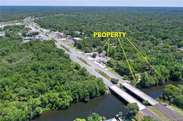 137 19 Highway S, Inglis, FL 34449 (MLS #792031) :: Pristine Properties