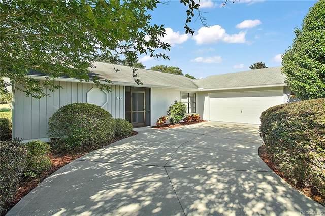 90 E Falconry Court, Hernando, FL 34442 (MLS #792034) :: Plantation Realty Inc.