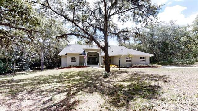 4115 N Longvalley Road, Hernando, FL 34442 (MLS #792065) :: Plantation Realty Inc.
