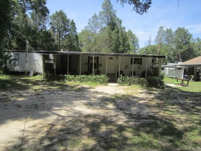 4309 E Trail X, Inverness, FL 34452 (MLS #792066) :: Plantation Realty Inc.
