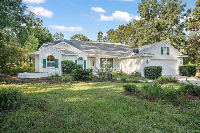 4523 N Perry Drive, Beverly Hills, FL 34465 (MLS #792075) :: Plantation Realty Inc.