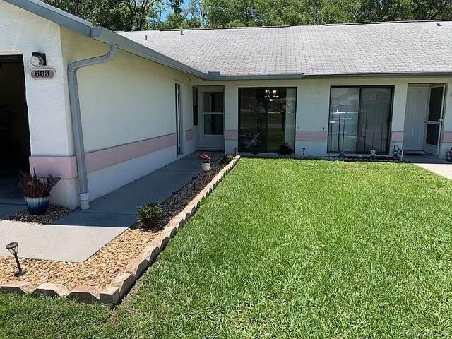 603 Whispering Pines Boulevard, Inverness, FL 34453 (MLS #792079) :: Plantation Realty Inc.