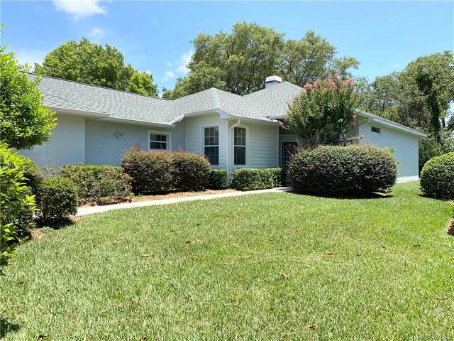 58 Byrsonima Loop W, Homosassa, FL 34446 (MLS #792093) :: Plantation Realty Inc.