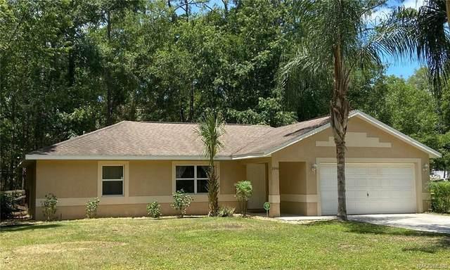 3940 S Cameo Terrace, Inverness, FL 34452 (MLS #792114) :: Plantation Realty Inc.