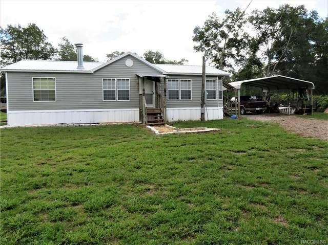 4337 E Trail X Lane, Inverness, FL 34452 (MLS #792121) :: Plantation Realty Inc.