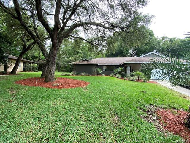 8 Mastic Court E, Homosassa, FL 34446 (MLS #792122) :: Plantation Realty Inc.
