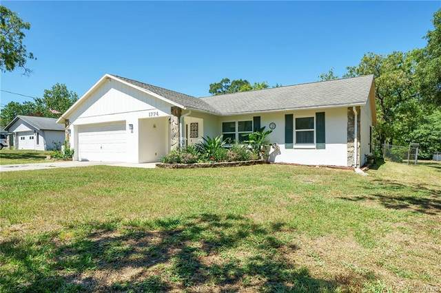 1774 S Gleneagle Terrace, Lecanto, FL 34461 (MLS #792131) :: Plantation Realty Inc.