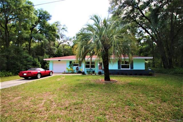 3384 S Dayton Terrace, Inverness, FL 34452 (MLS #792145) :: Plantation Realty Inc.