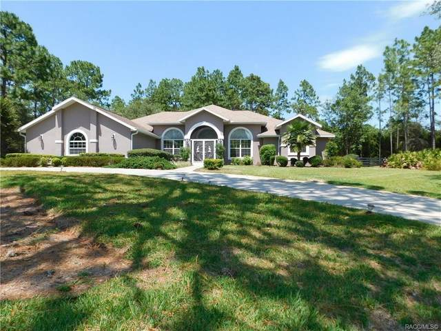 5721 W Fort Drum Drive, Beverly Hills, FL 34465 (MLS #792151) :: Plantation Realty Inc.