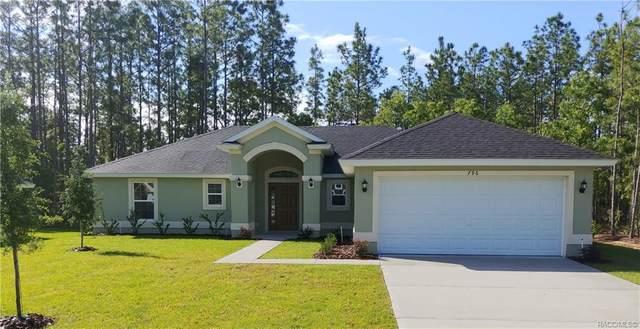 796 W Walkertown Drive, Citrus Springs, FL 34434 (MLS #792166) :: Plantation Realty Inc.