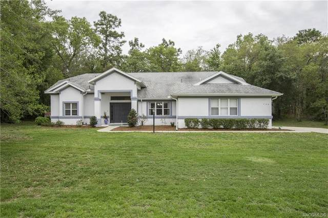 752 W Olympia Street, Hernando, FL 34442 (MLS #792184) :: Plantation Realty Inc.
