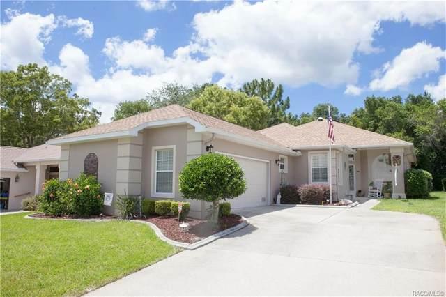 35 W Byrsonima Loop, Homosassa, FL 34446 (MLS #792187) :: Plantation Realty Inc.