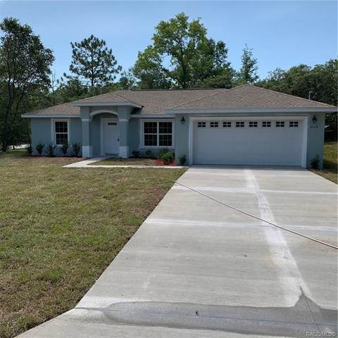 2924 W Yorkshire Place, Citrus Springs, FL 34433 (MLS #792188) :: Plantation Realty Inc.