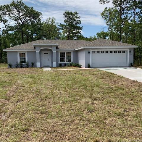 3774 W Forest Drive, Citrus Springs, FL 34434 (MLS #792190) :: Plantation Realty Inc.