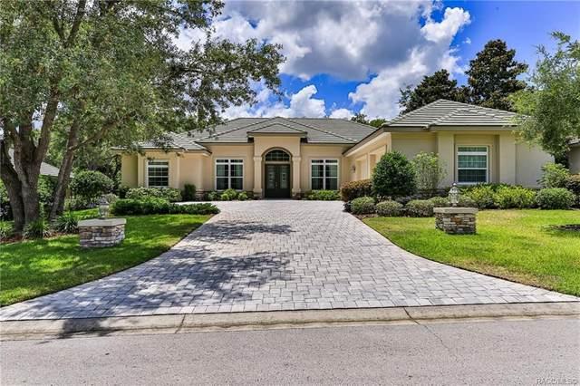 2532 N Troon Path, Lecanto, FL 34461 (MLS #792209) :: Plantation Realty Inc.