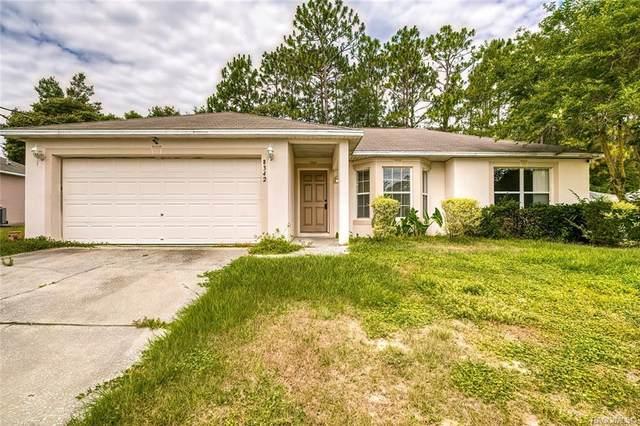 8342 N Santos Drive, Citrus Springs, FL 34434 (MLS #792217) :: Plantation Realty Inc.