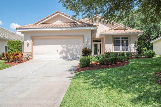 830 W Silver Meadow Loop, Hernando, FL 34442 (MLS #792222) :: Plantation Realty Inc.