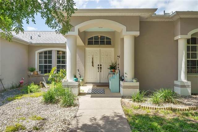 7374 E Shadywoods Court, Floral City, FL 34436 (MLS #792232) :: Plantation Realty Inc.