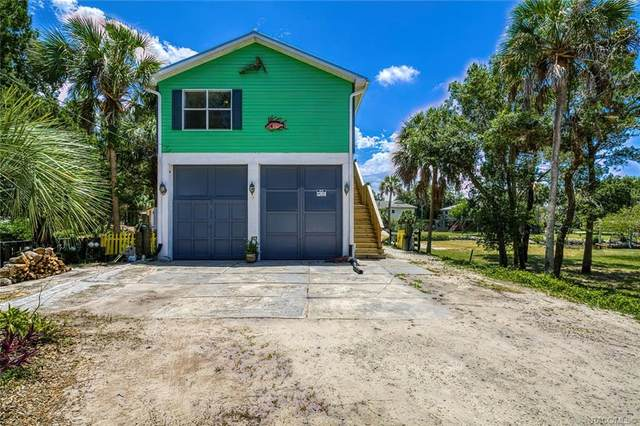 1446 S Estuary Drive, Crystal River, FL 34429 (MLS #792234) :: Plantation Realty Inc.
