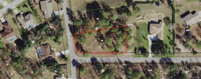 1874 E Allegrie Drive, Inverness, FL 34453 (MLS #792236) :: Plantation Realty Inc.