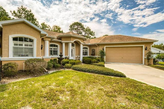 63 Linder Drive, Homosassa, FL 34446 (MLS #792246) :: Plantation Realty Inc.