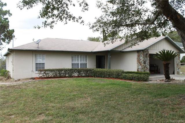 820 S Curry Point, Homosassa, FL 34448 (MLS #792247) :: Plantation Realty Inc.