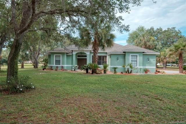 6600 N Paraqua Circle, Crystal River, FL 34428 (MLS #792250) :: Plantation Realty Inc.