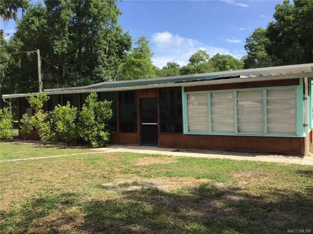 237 Mastadon Drive, Inglis, FL 34449 (MLS #792252) :: Plantation Realty Inc.