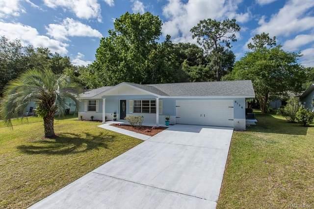 6156 E Devon Lane, Inverness, FL 34452 (MLS #792255) :: Plantation Realty Inc.