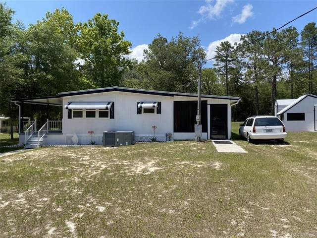 2935 E Raccoon Court, Inverness, FL 34452 (MLS #792260) :: Plantation Realty Inc.