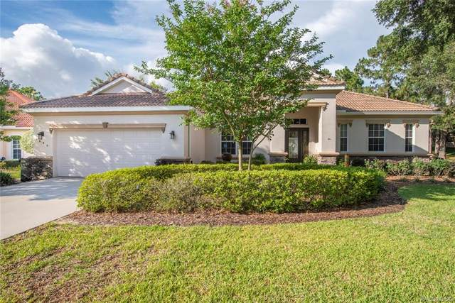 1695 N Sky Glen Path, Hernando, FL 34442 (MLS #792273) :: Plantation Realty Inc.
