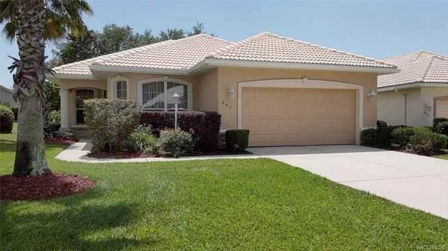 898 W Skyview Crossing Drive, Hernando, FL 34442 (MLS #792278) :: Plantation Realty Inc.