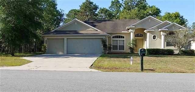 594 W Heronsbill Lane, Citrus Springs, FL 34434 (MLS #792283) :: Plantation Realty Inc.