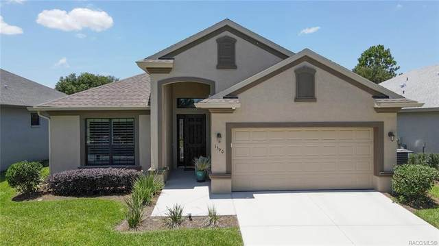 1590 W Caroline Path, Lecanto, FL 34461 (MLS #792289) :: Plantation Realty Inc.