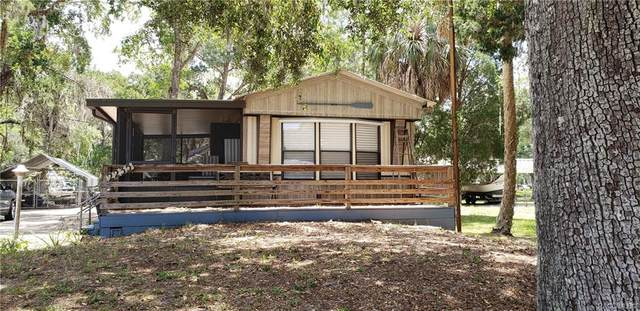 2235 S Gulfwater Point, Crystal River, FL 34428 (MLS #792291) :: Plantation Realty Inc.