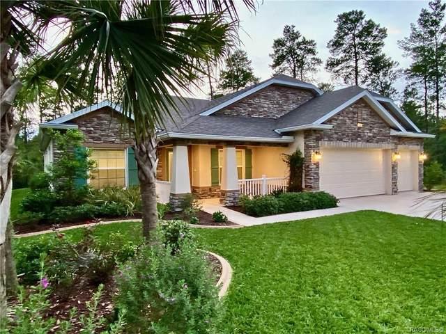 14 Palm Grass Court, Homosassa, FL 34446 (MLS #792294) :: Plantation Realty Inc.