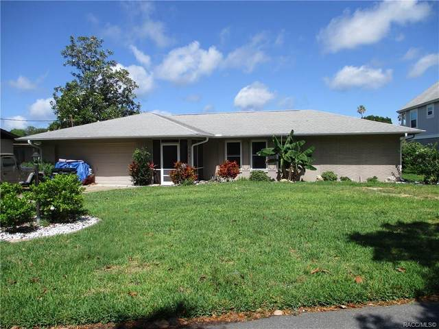 1084 N Palm Springs Terrace, Crystal River, FL 34429 (MLS #792304) :: Plantation Realty Inc.
