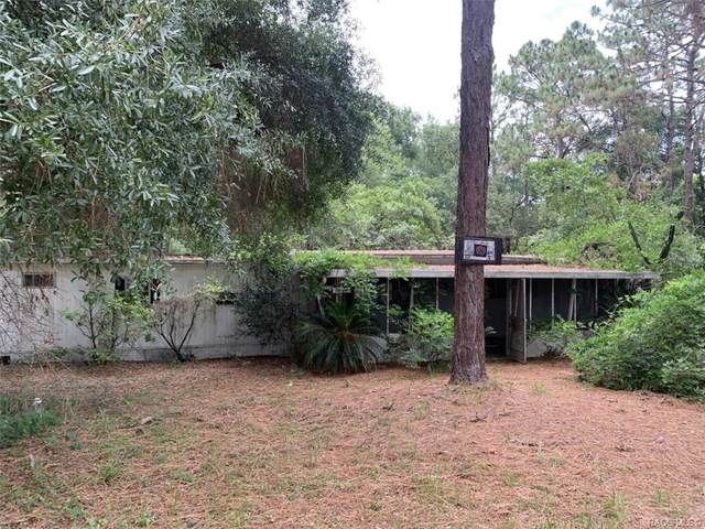 1101 E Crosby Court, Hernando, FL 34442 (MLS #792307) :: Plantation Realty Inc.
