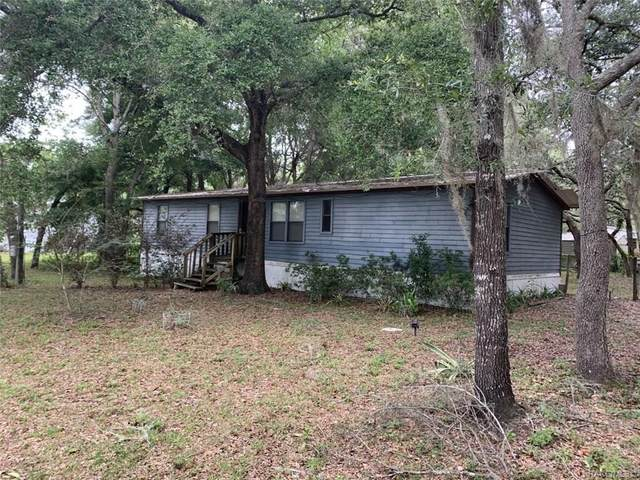 2064 N Blue Max Point, Hernando, FL 34442 (MLS #792312) :: Plantation Realty Inc.